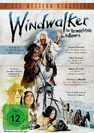 Windwalker - German DVD cover (xs thumbnail)