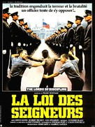 The Lords of Discipline - French Movie Poster (xs thumbnail)