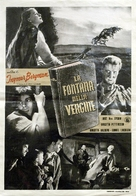 Jungfrukällan - Italian Movie Poster (xs thumbnail)