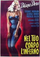 Tread Softly Stranger - Italian Movie Poster (xs thumbnail)