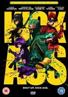 Kick-Ass - British Movie Cover (xs thumbnail)