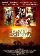 Bahía esmeralda, La - Spanish Movie Poster (xs thumbnail)