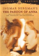 The Passion of Anna - DVD cover (xs thumbnail)