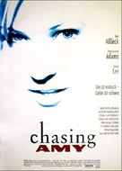 Chasing Amy - German Movie Poster (xs thumbnail)