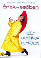 Singin' in the Rain - Hungarian DVD cover (xs thumbnail)