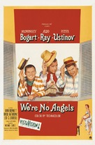 We're No Angels - Theatrical movie poster (xs thumbnail)