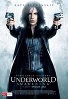 Underworld: Awakening - Australian Movie Poster (xs thumbnail)
