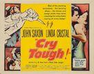 Cry Tough - Movie Poster (xs thumbnail)