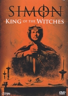 Simon, King of the Witches - DVD cover (xs thumbnail)