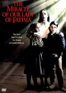 The Miracle of Our Lady of Fatima - DVD cover (xs thumbnail)