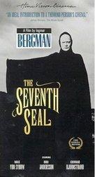 Det sjunde inseglet - VHS movie cover (xs thumbnail)