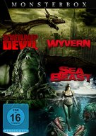 Swamp Devil - German DVD cover (xs thumbnail)