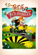 Tigre og tatoveringer - Swedish Movie Poster (xs thumbnail)