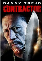 The Contractor - DVD cover (xs thumbnail)