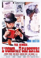 The Life and Times of Judge Roy Bean - Italian Movie Poster (xs thumbnail)