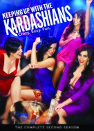 """Keeping Up with the Kardashians"" - DVD cover (xs thumbnail)"