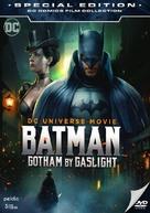 Batman: Gotham by Gaslight - Brazilian DVD movie cover (xs thumbnail)