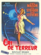 Cry Terror! - French Movie Poster (xs thumbnail)