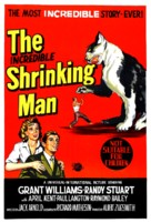 The Incredible Shrinking Man - Australian Movie Poster (xs thumbnail)