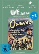 Quantez - German Blu-Ray cover (xs thumbnail)
