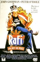 King Ralph - Spanish Movie Cover (xs thumbnail)