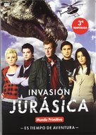 """Primeval"" - Spanish DVD cover (xs thumbnail)"