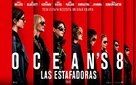 Ocean's 8 - Argentinian Movie Poster (xs thumbnail)