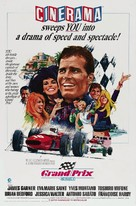 Grand Prix - Movie Poster (xs thumbnail)