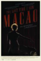 A Última Vez Que Vi Macau - Movie Poster (xs thumbnail)