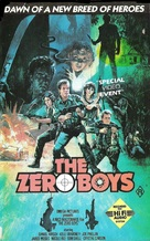 The Zero Boys - Australian VHS cover (xs thumbnail)