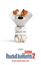 The Secret Life of Pets 2 - Swedish Movie Poster (xs thumbnail)