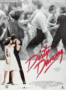 Dirty Dancing - French Movie Poster (xs thumbnail)