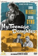 My Teenage Daughter - British DVD cover (xs thumbnail)