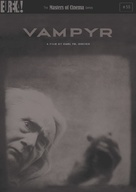 Vampyr - Der Traum des Allan Grey - British DVD cover (xs thumbnail)