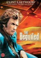 The Beguiled - Danish DVD cover (xs thumbnail)