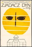 The Pumpkin Eater - Polish Movie Poster (xs thumbnail)