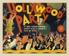 Hollywood Party - Movie Poster (xs thumbnail)