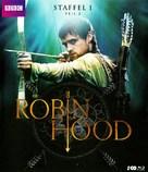 """Robin Hood"" - German Blu-Ray cover (xs thumbnail)"