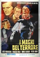 The Raven - Italian Movie Poster (xs thumbnail)