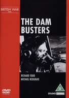 The Dam Busters - British DVD cover (xs thumbnail)