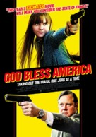 God Bless America - Dutch Movie Poster (xs thumbnail)