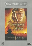 Lawrence of Arabia - Brazilian DVD movie cover (xs thumbnail)