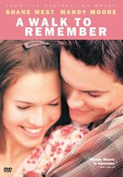 A Walk to Remember - DVD cover (xs thumbnail)