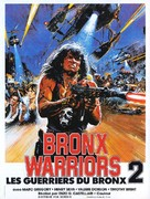 Fuga dal Bronx - French Movie Poster (xs thumbnail)