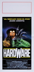 Hardware - Italian Movie Poster (xs thumbnail)