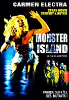 Monster Island - French DVD movie cover (xs thumbnail)