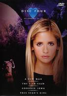"""Buffy the Vampire Slayer"" - DVD cover (xs thumbnail)"