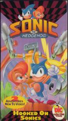 """Sonic the Hedgehog"" - VHS cover (xs thumbnail)"