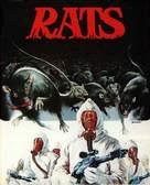 Rats - Notte di terrore - Blu-Ray cover (xs thumbnail)