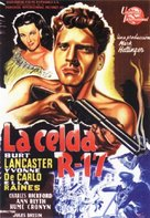 Brute Force - Spanish Movie Poster (xs thumbnail)
